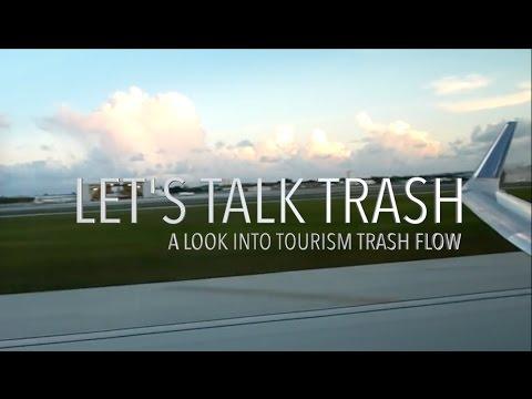 Let's Talk Trash. | 2017 Guam Sustainable Tourism Contest