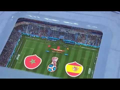 Spain vs Morocco Highlights TFO NEWS