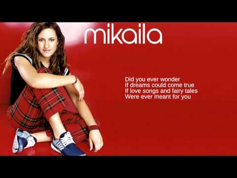 Mikaila: 03. Forever, For Always, For You (Lyrics)