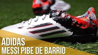Review adidas Messi Pibe de Barrio