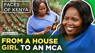 From a House girl to an MCA. Tuko / Tuco - Kenya