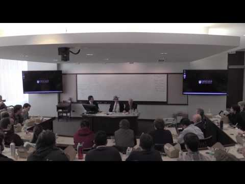 Markets for Water? A discussion with Richard Sandor and Dan Tarlock, moderated by Mark Templeton