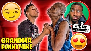I WENT ON A DATE WITH FUNNYMIKE'S GRANDMA! 😍🤞