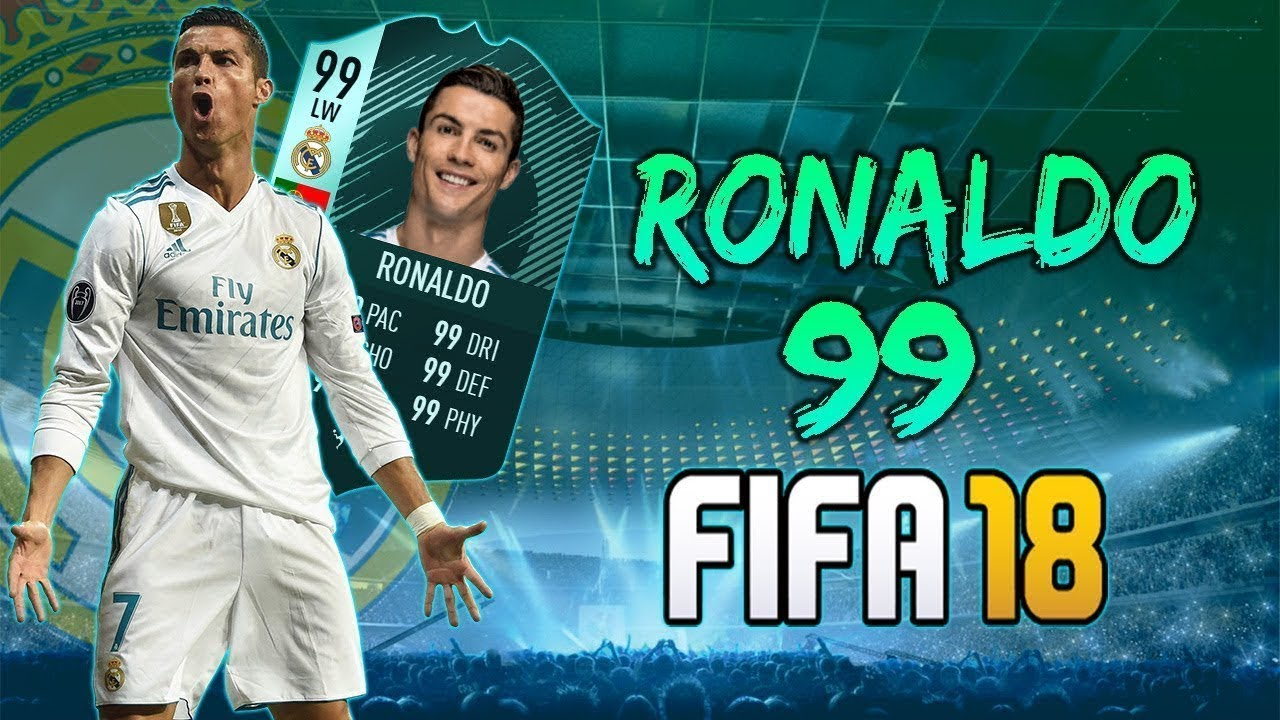 OMG I GOT 99 RONALDO AND ICON !BEST PACK IN THE WORLD - YouTube f61432f530