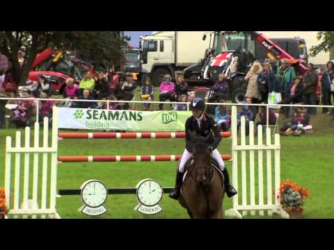 Showjumping - International Stairway Series The Suffolk County Show HD