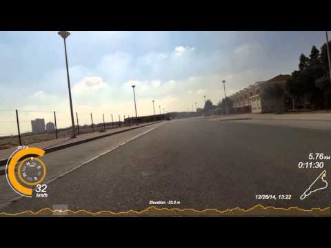 Cycling in Jumeirah Village Triangle