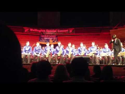 Narashino Symphonic Band @ Michael Fowler Centre P6/9