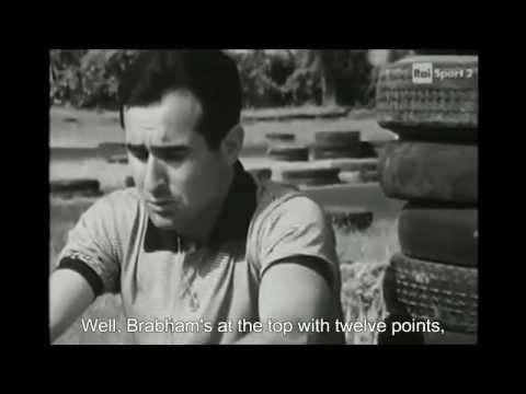 Lorenzo Bandini, il campione amato dalla gente (sub eng)
