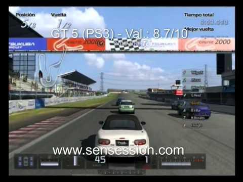 Gran Turismo 5 analisis review