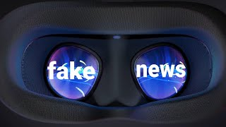 LIES about VR that PEOPLE ACTUALLY BELIEVE