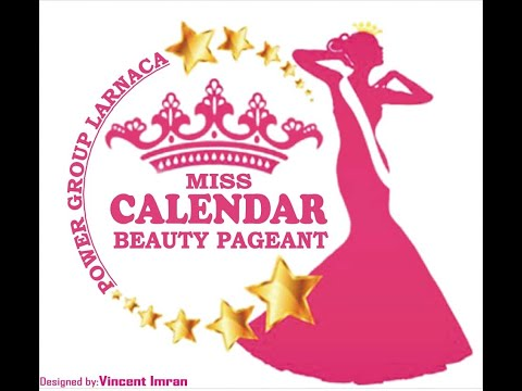 MISS CALENDAR 2019 COMPETITION ORGANIZED BY POWER LARNACA CYPRUS (PART 1)