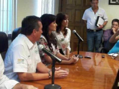 Señorita Reynosa busca ganar concurso Miss Tamaulipas