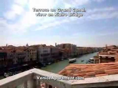 Venice Apartment ::: Apartment Grand Canal Terrace ::: veniceapartment.com