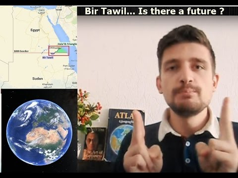 "Bir Tawil.. Is there a future for the ""no man's land"" ?"