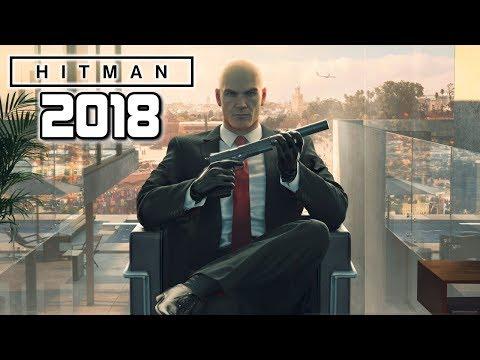 Фильм hitman 2018