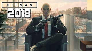New HITMAN Coming in 2018!