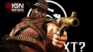 This New Character Is Playable In Mortal Kombat X - Ign News