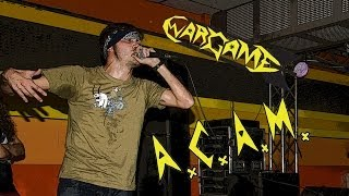 A.C.A.M. - WARGAME - Live at Barrio