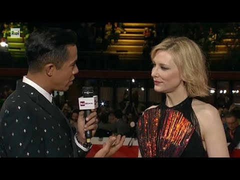Cate Blanchett - Red Carpet - Festa del Cinema di Roma 2018