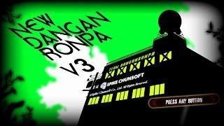 New Danganronpa V3 (JP) - Prologue + Chapter 1 Playthrough [PS4]