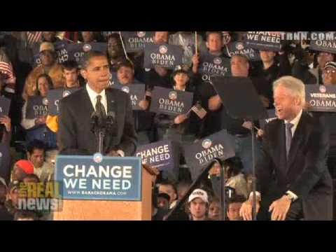 Bill sells Barack