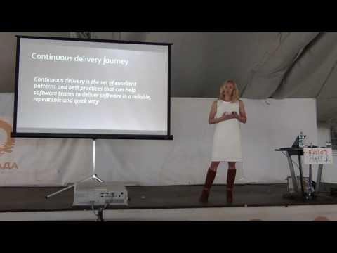 Kim van Wilgen - Continuous delivering continuous delivery