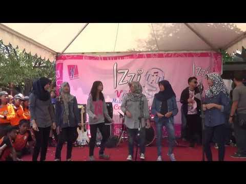 Izzi Video Music Star - Six Harmonie - Ratu Sejagat (Vina Panduwinata) #izziVMStar