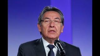 Néstor Humberto Martínez renuncia a la Fiscalía General tras decisión de la JEP sobre Santrich