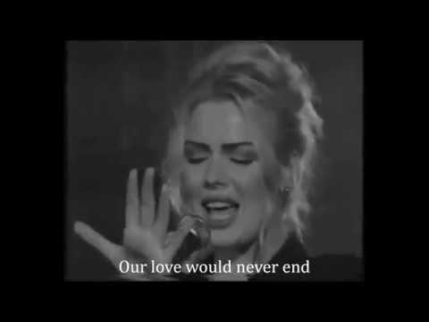 Million Miles Away  Kim Wilde (monochrome ver. )