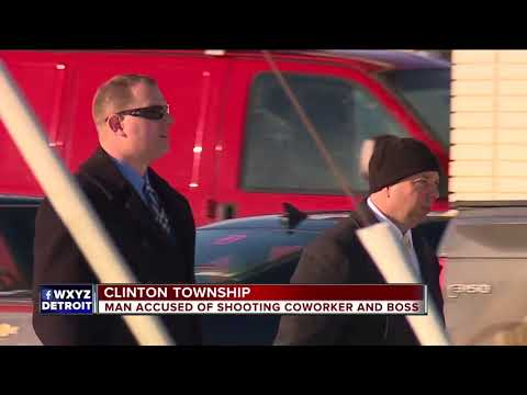 Police: Bullying led to deadly workplace shooting in Clinton Township