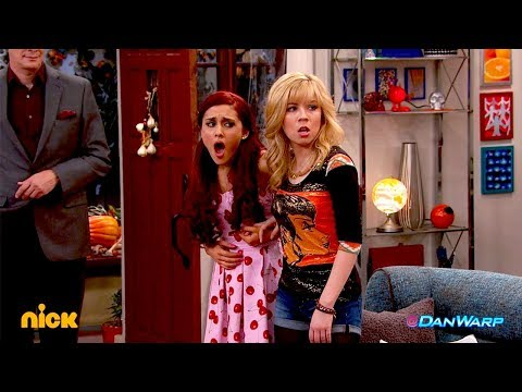 "Spooky Doll Comes to Life! | #DollSitting | ""Sam & Cat"" | Dan Schneider"