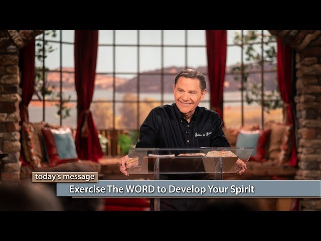 Exercise The WORD to Develop Your Spirit