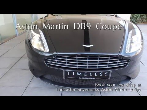 Jardine Motors Group | Aston Martin DB9 Coupe Ceramic Grey ...