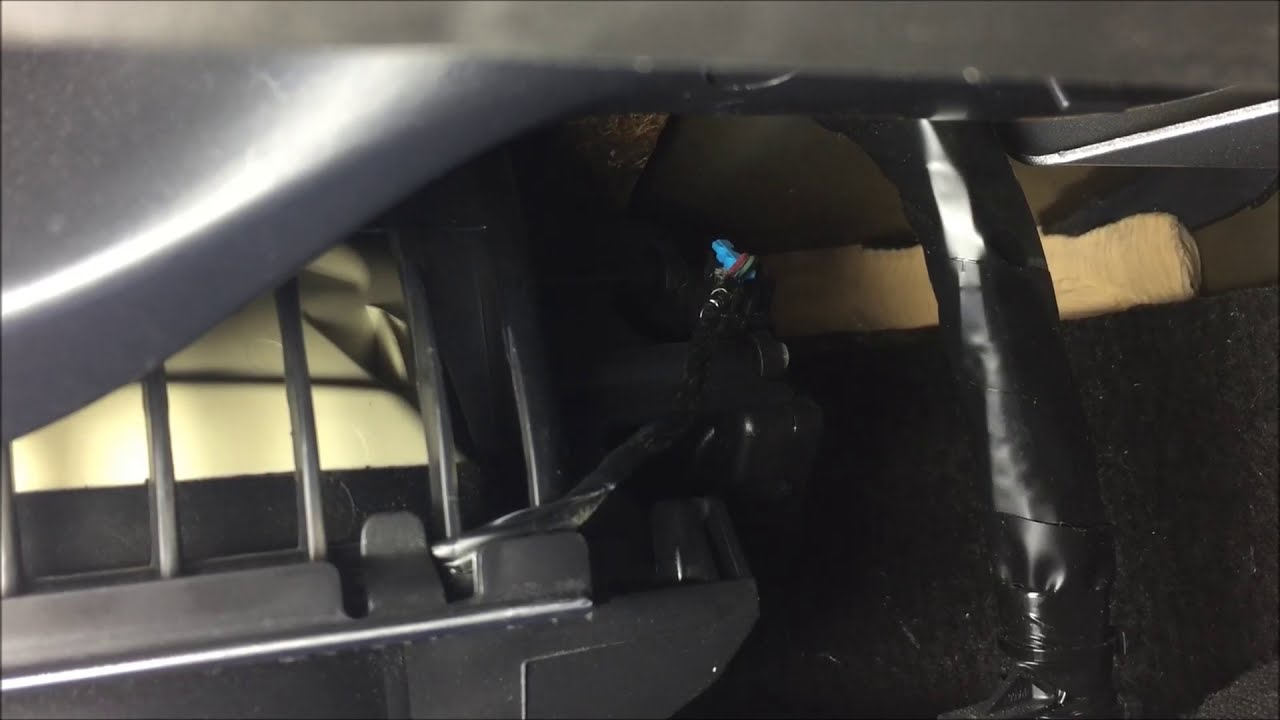 Chevy Impala Clicking Noise In Dash Fix!!!  Chris Arnau 04:22 HD