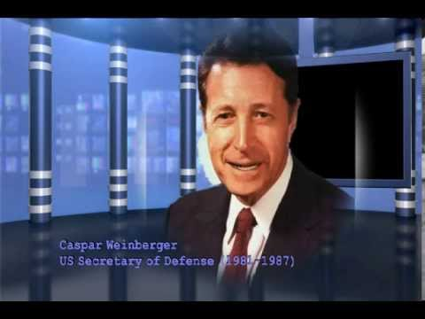 Exclusive: Weinberger on Release of Spy Jonathan Pollard