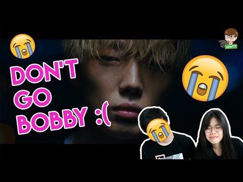 "BOBBY - 'RUNAWAY' M/V Reaction [Don't Be Sad Bobby :""(]"