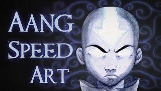 Aang: Speed Art
