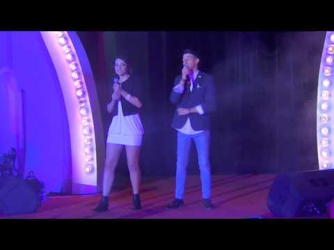 ESCKAZ in Moscow: Michele Perniola & Anita Simoncini (San Marino) - Chain of Lights