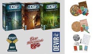 EXIT: The Game - Devir — Videoreseña sin spoilers