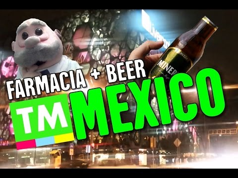 What Are Pharmacies Like In Mexico?