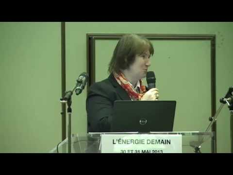Introduction de la 2e journée du colloque « L'énergie demain »