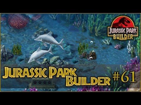Jurassic Park Builder    OPHTALMOSAURUS KELP FOREST    Episode #61