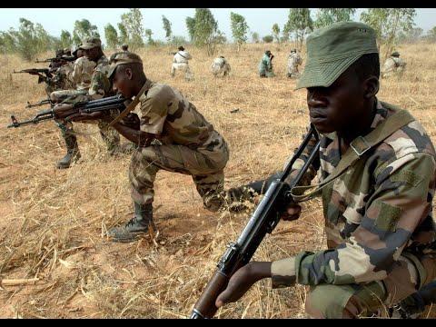 عملية عسكرية مشتركة لأربع دول ضد -بوكو حرام- الإرهابية