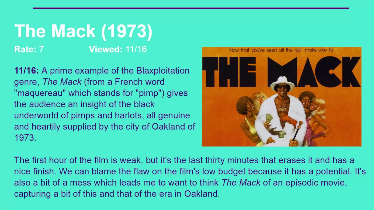 Film Review Beispiel