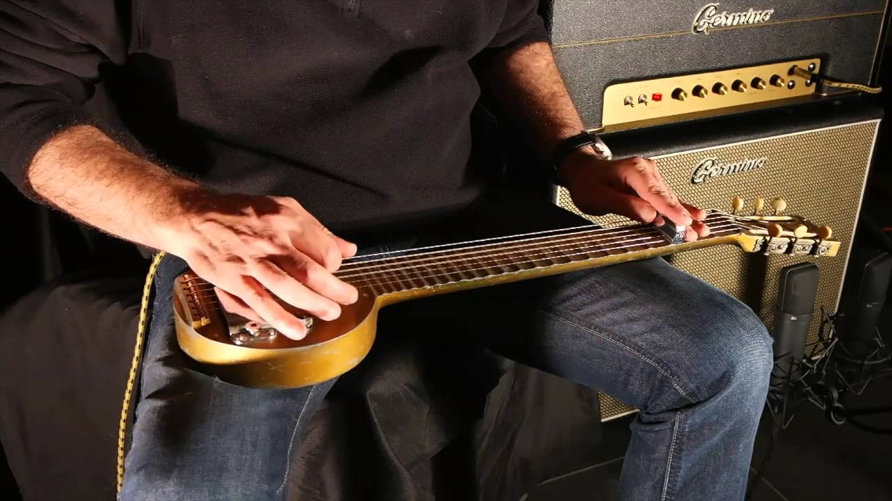 Guitar 1 - Rickenbacher, A 22 Electro Hawaiian Guitar nicknamed ...