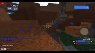 {Hex - Premier Arena Shooter} BEST ROBLOX GAME EVER!