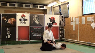 munadori ikkyo omote [TUTORIAL] Aikido basic technique