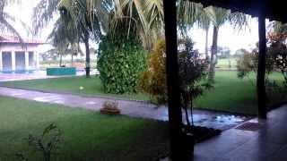 Pousada Suriname no Rio Araguaia.