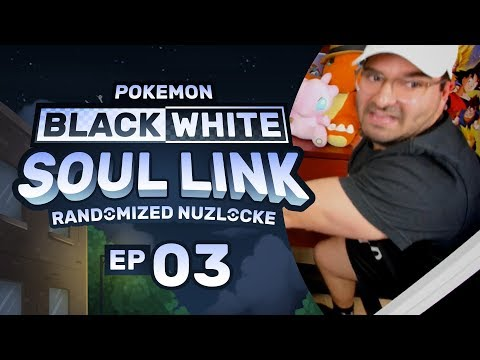 Pokemon Black & White Soul Link EP 03 | BEST INTRO EVER! 😂