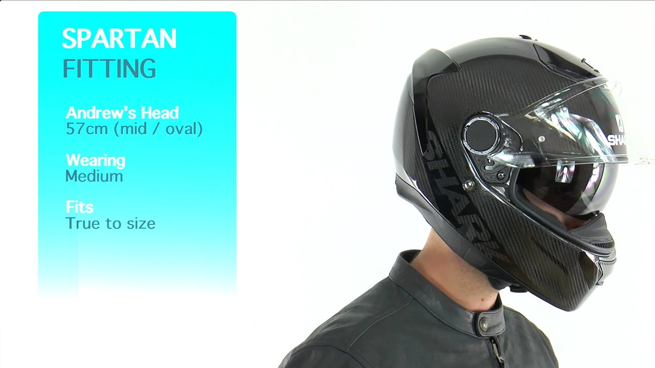 Shark Spartan Carbon Helmet Review Urban Rider Youtube